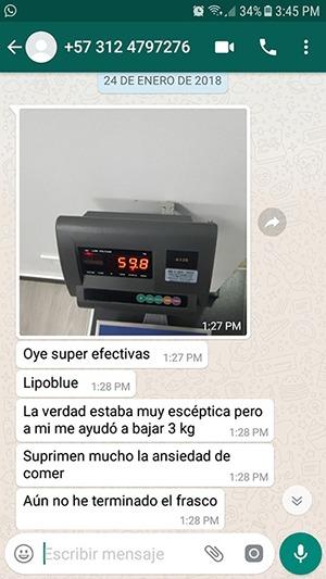 Testimonio Whatsapp 3